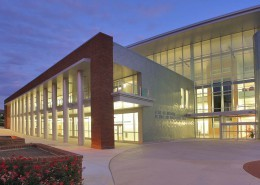 Gallaudet University - James Lee Sorenson Language and Communication Center