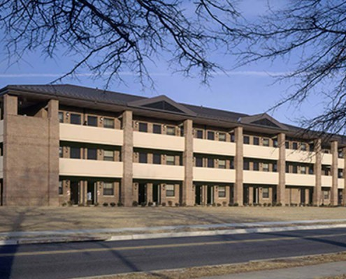 Andrews Air Force Base - Multi-Family Facility