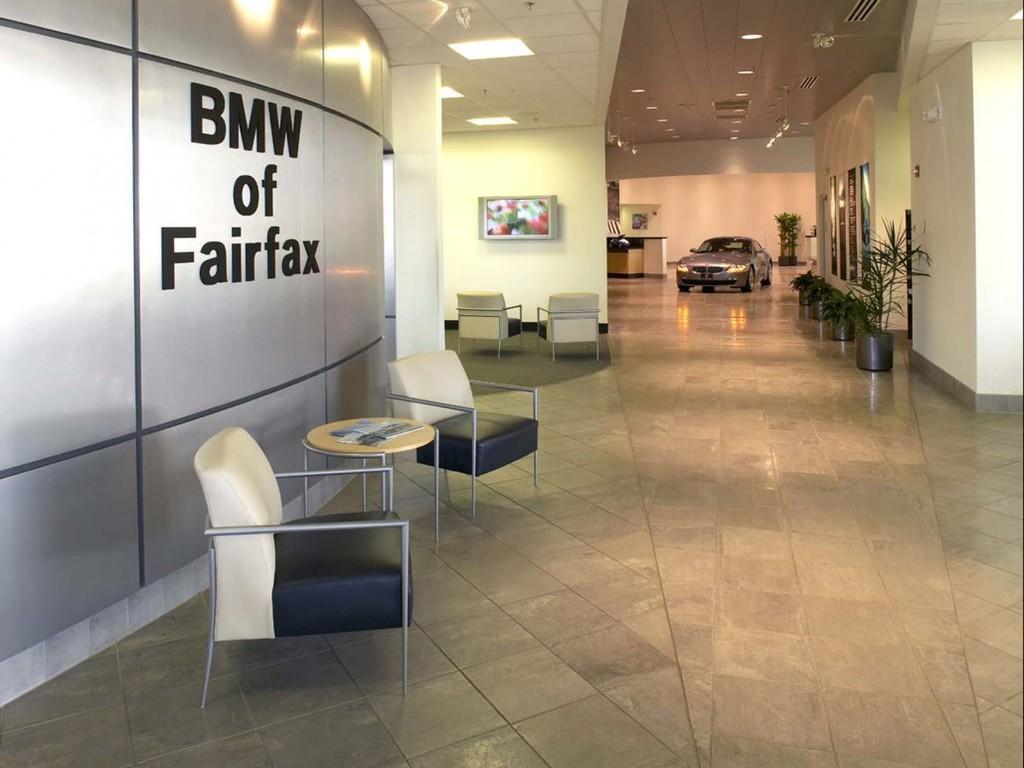 Bmw Of Fairfax Forrester Construction