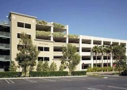 Chapman University Center Street #3 Parking Structure
