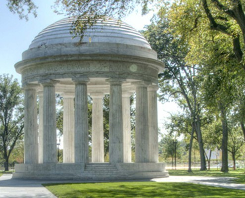 DC World War I Memorial Restoration