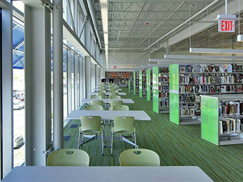 Tenleytown Library Meeting Rooms