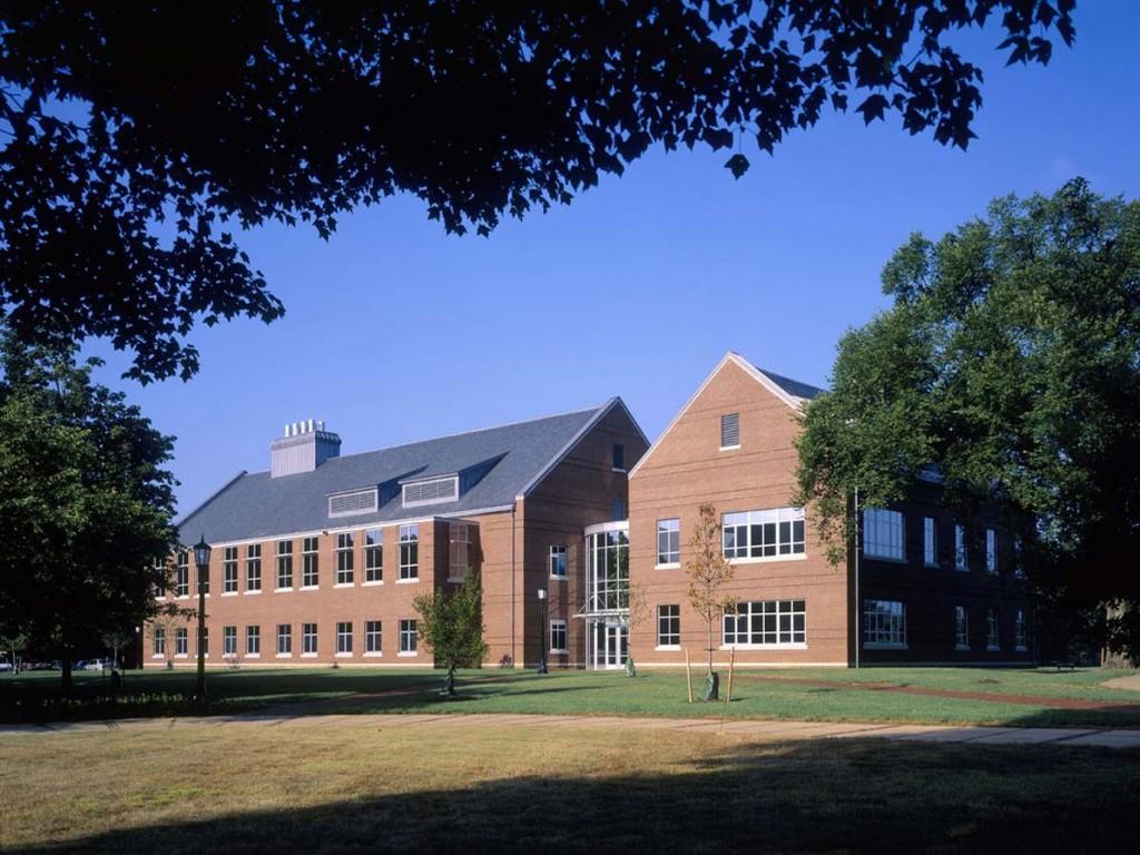 Episcopal High School Forrester Construction