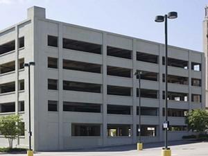 Fort Belvoir West Parking Garage