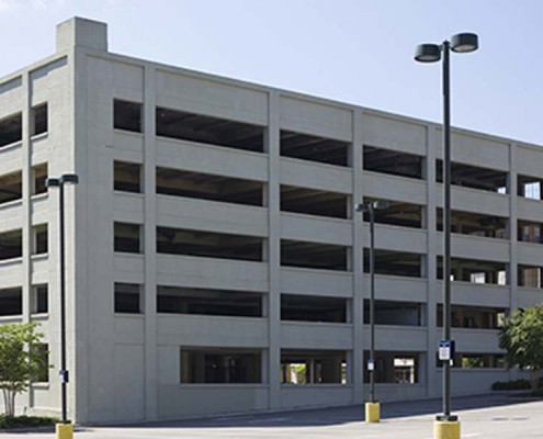 Fort Belvoir West Parking Garage