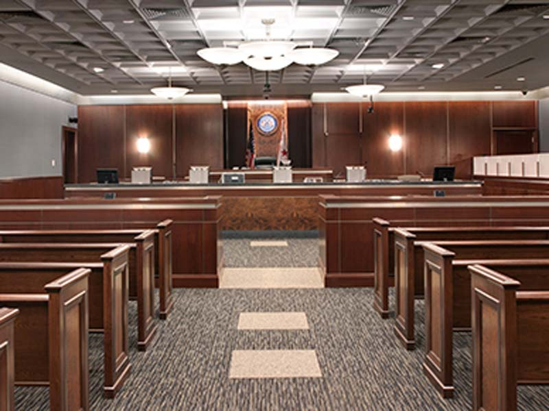 H. Carl Moultrie Courthouse | Forrester Construction