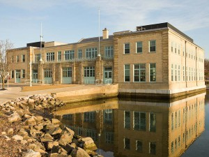 US Naval Academy Hubbard Hall