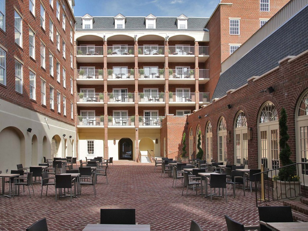 Kimpton hotel monaco alexandria forrester construction for Kimpton hotels
