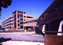 Providence Hospital Parking Facility