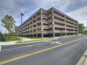 Glenmont Station Parking Garage
