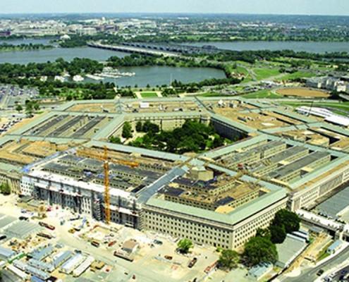 Pentagon Restoration