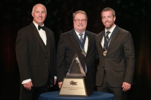 Forrester Wins 20th ABC National Award