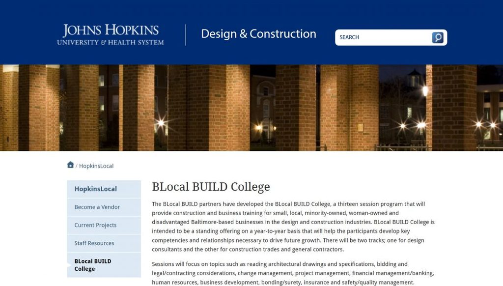 Forrester Keeps Local Small Businesses Building and Teams with BLocal BUILD College