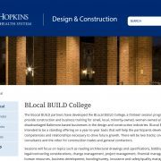 Forrester Construction Teams with BLocal BUILD College