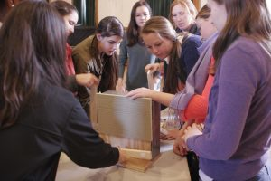 Foxcroft School Students Project GreenBuild