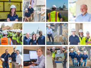 Forrester Construction Best Places to Work