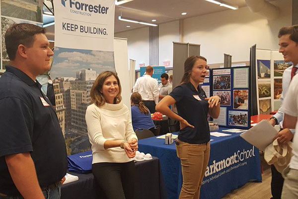 Internship Program University - Forrester Construction