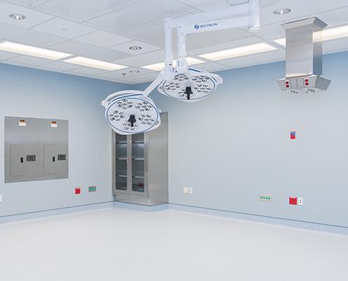 Minimally Invasive Vascular Care Center Surgery