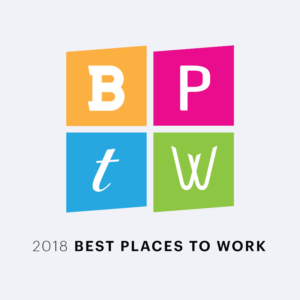 Forrester Construction 2018 Best Places to Work
