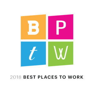 Forrester Construction 2018 Best Place to Work