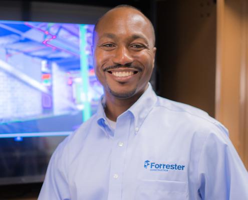 Eric Impraim Executive Team Forrester Construction