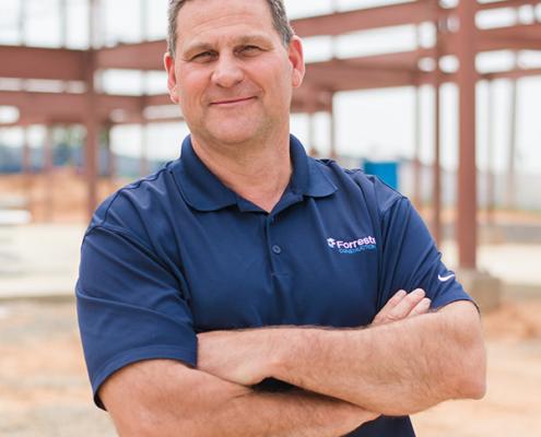John Shumar Executive Team Forrester Construction