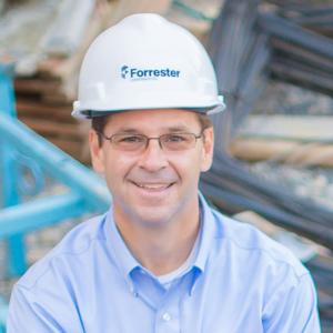 Steve Houff Executive Team Forrester Construction