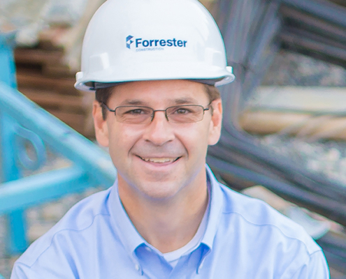 Steve Houff Executive Team Forrester Construction