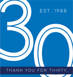 Forrester Construction Company 30th Anniversary